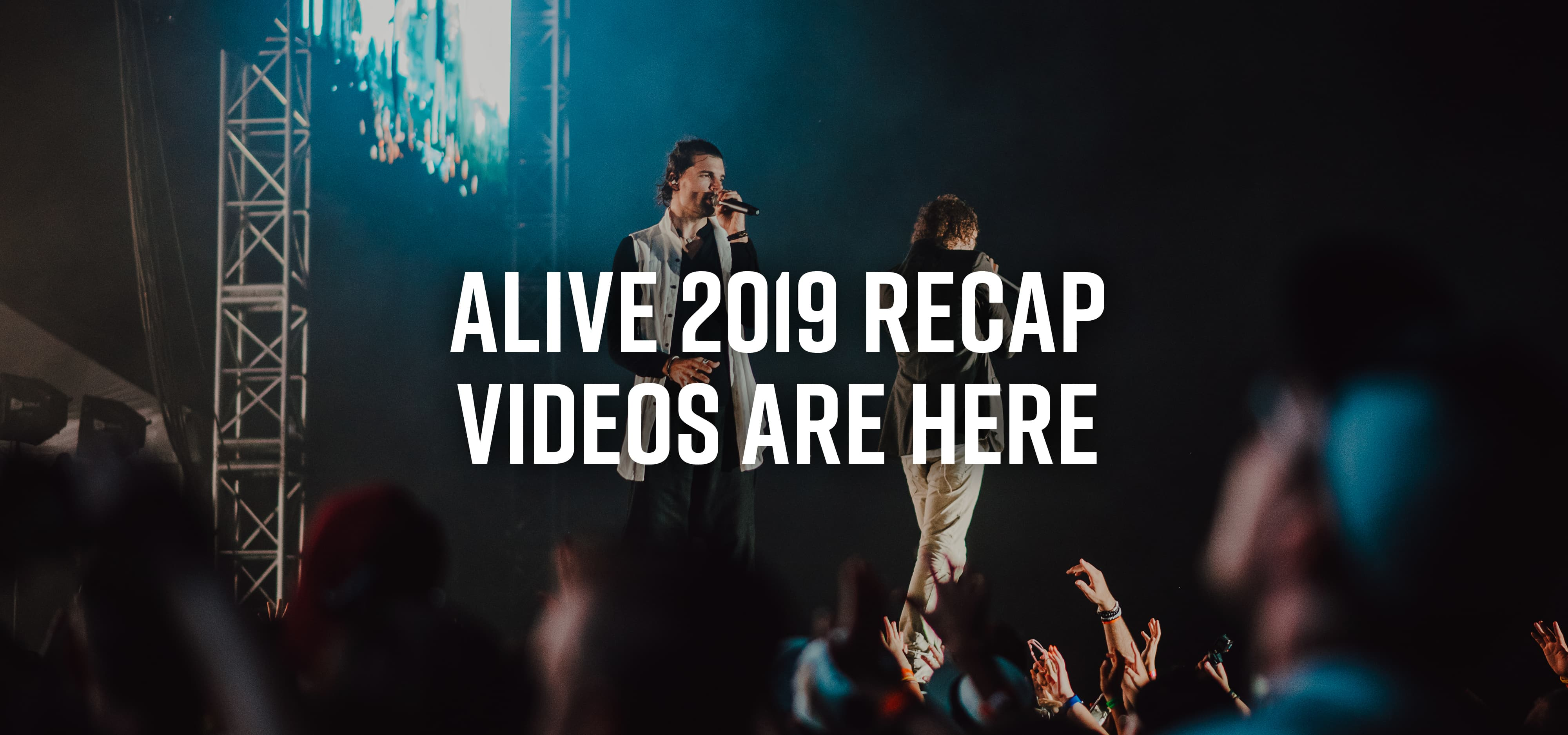 Alive Music Festival | July 19-21, 2019 | Atwood Lake Park | Ohio